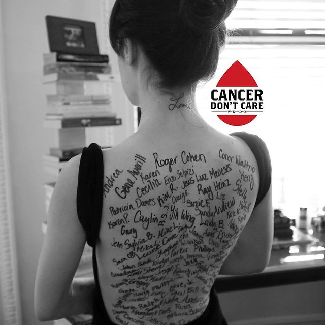 Break the Cycle – Beat Cancer Logo Project