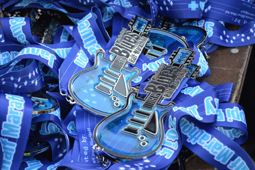 Press Release: The Mississippi Blues Marathon